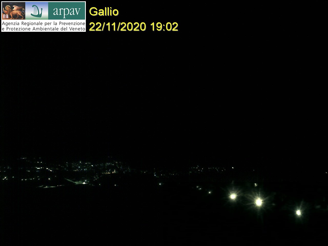 gallio webcam