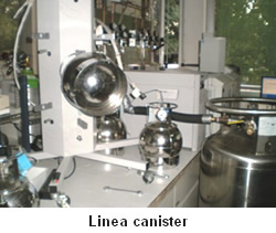 Linea canister